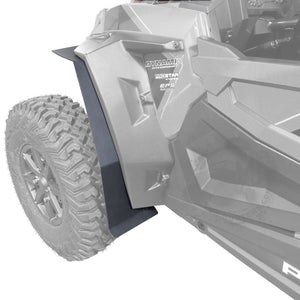 Front Extensions for Polaris Double XL Fenders