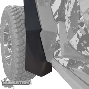 Polaris Rzr XP1000 and XP Turbo MAX Coverage Fenders