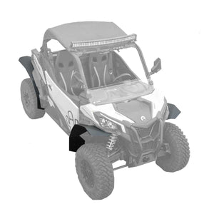 Can-Am Maverick Sport Max Coverage Fender Flares (2019-2021)