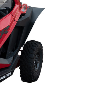 "Polaris RZR Pro XP Fender Flares (Max Coverage with additional 1"")"