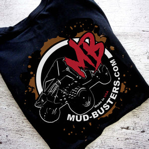 Multi Color MudBusters T-shirts