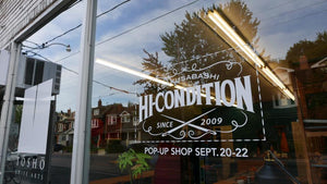REPORTS: HI-CONDITION POP-UP AT TORONTO