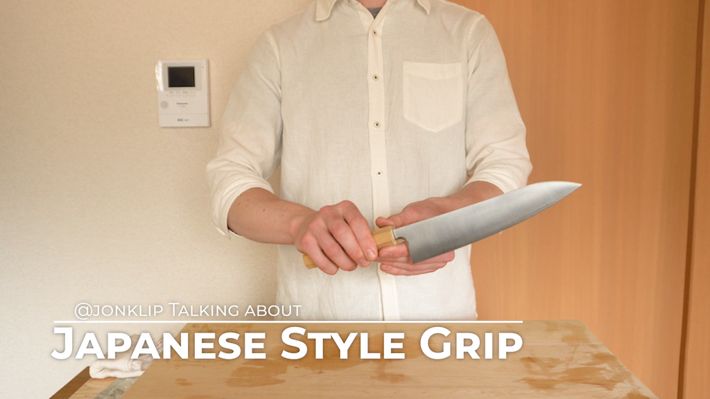 01. Japanese Knife and Kitchen | KAISEKI APPRENTICE JON