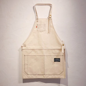 Hi-Condition Hanpu Canvas Apron #001 | HITOHIRA