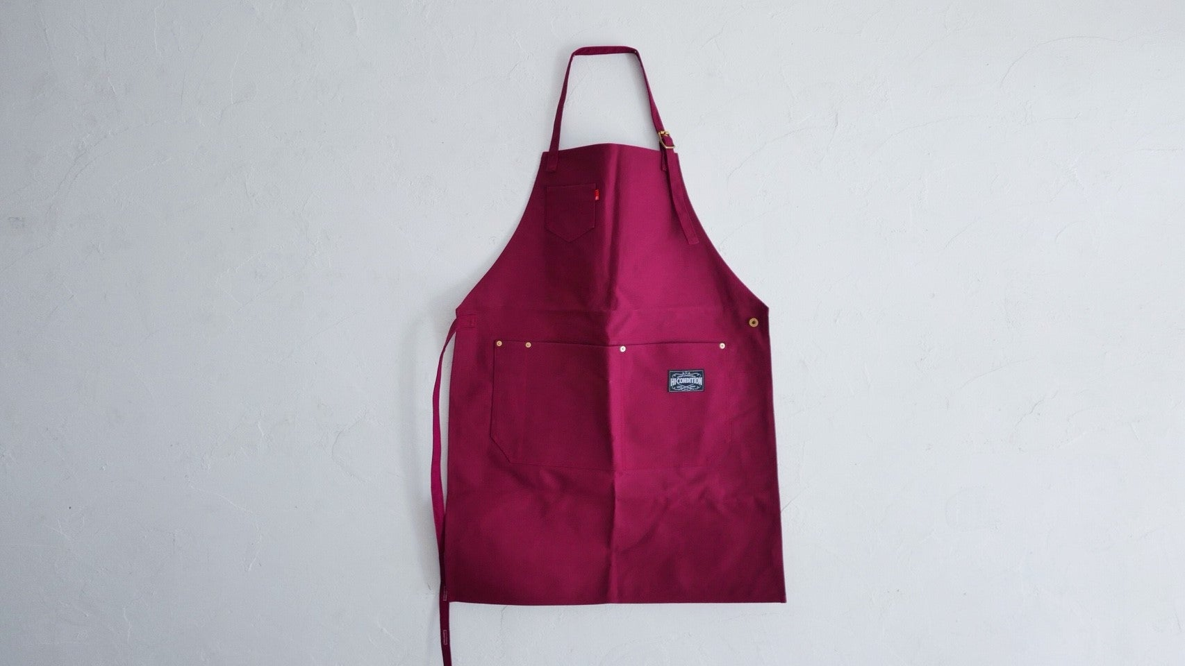 Hi-Condition Hanpu Canvas Apron #006 | HITOHIRA
