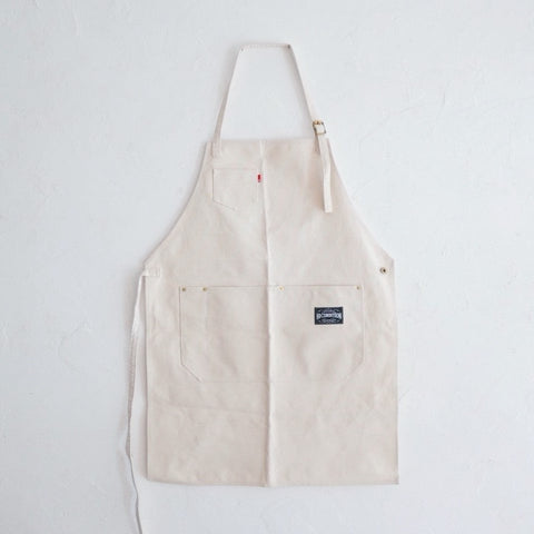 Hi-Condition Hanpu Canvas Apron #005 | HITOHIRA