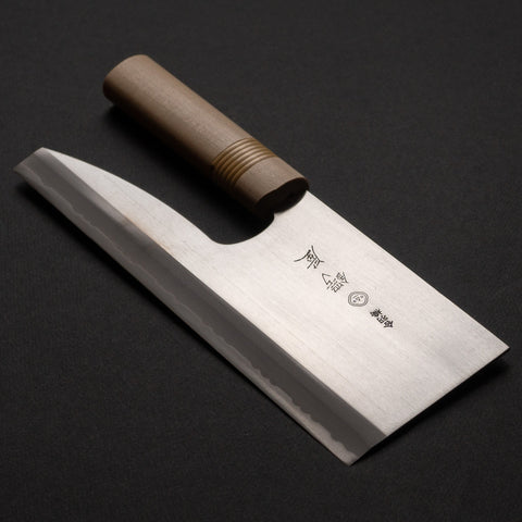 Tsubaya Molybdenum Menkiri 240mm Ho Wood Handle | HITOHIRA