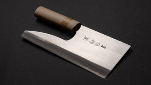 Tsubaya Molybdenum Menkiri 240mm Ho Wood Handle - HITOHIRA