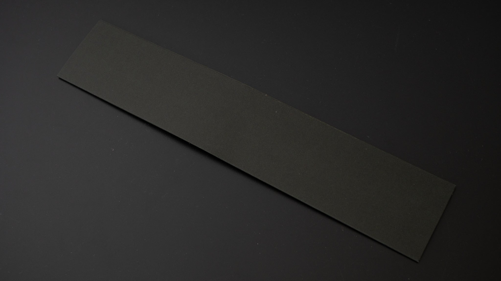 Hitohira Black Knife Sleeve (62 x 310mm) | HITOHIRA