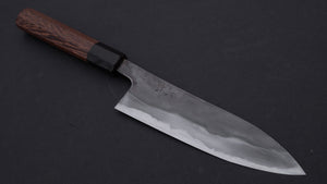 Jiro Tsuchime Wa Petty 150mm Taihei Tagayasan Handle (#052)