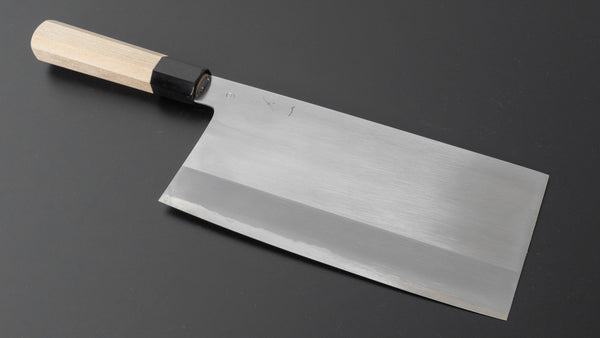 Tsubaya Ginsan Sujihiki 270mm Walnut Handle (Mirror Polished) | HITOHIRA