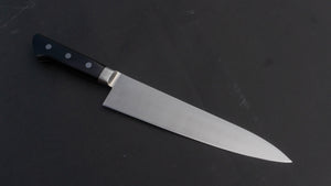 Mumei Stainless Gyuto 210mm Pakka Handle | HITOHIRA