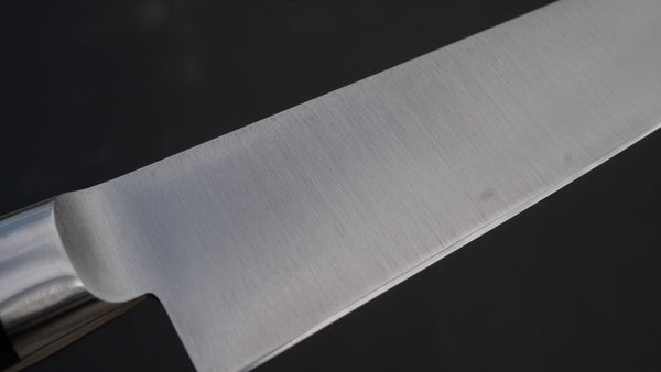 Hitohira Mumei Stainless Petty 150mm Pakka Handle | HITOHIRA