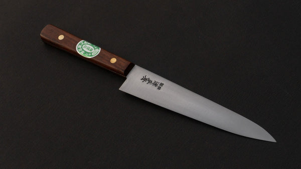 Tadafune Vintage SK Petty 150mm Rosewood Handle (Brass Pin) | HITOHIRA