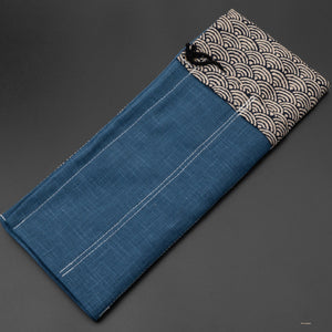 Hitohira Wagara Knife Roll Medium (6 Pocket) | HITOHIRA