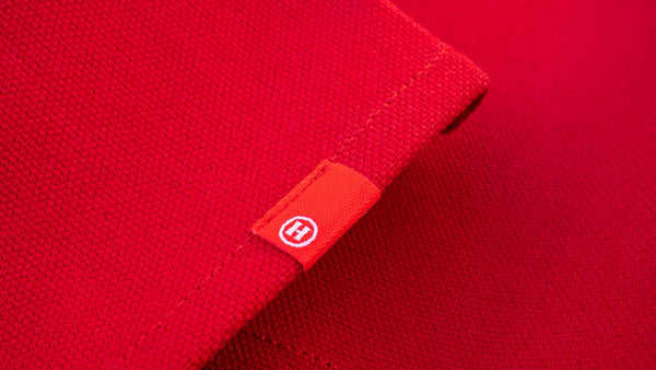 Hi-Condition Hanpu Canvas 6 Pockets Knife Roll Red | HITOHIRA