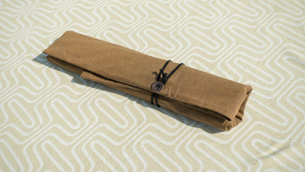 Hitohira Wagara Knife Roll Small (4 Pocket) | HITOHIRA