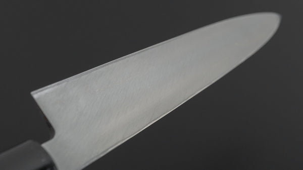 Morihei Munetsugu Stainless Yanagiba 270mm Poplar Handle (Fine Finish) | HITOHIRA