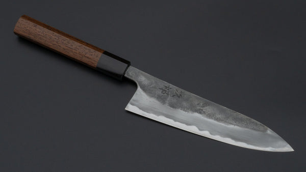 Jiro Tsuchime Petty 150mm Tagayasan Handle (Wa/ #013) | HITOHIRA