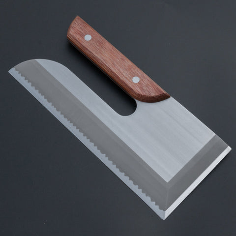 Mumei Stainless Menkiri 240mm Pakka Handle | HITOHIRA