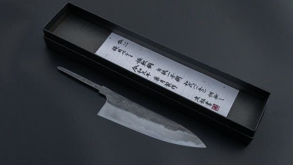 Jiro Tsuchime Petty 150mm (No handle/ #014) | HITOHIRA