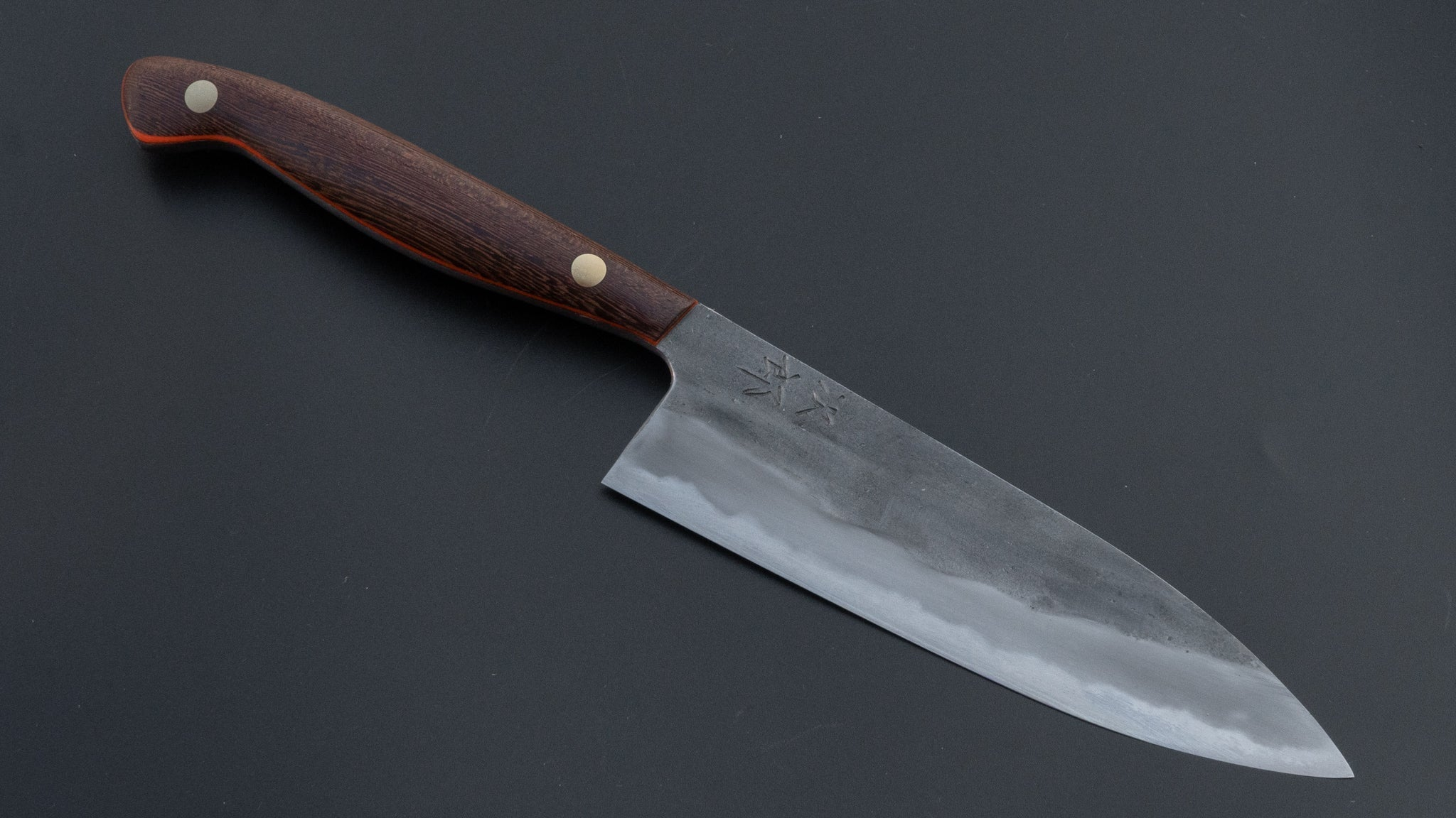 Jiro Tsuchime Petty 150mm Tagayasan Handle (Yo/ #017) | HITOHIRA