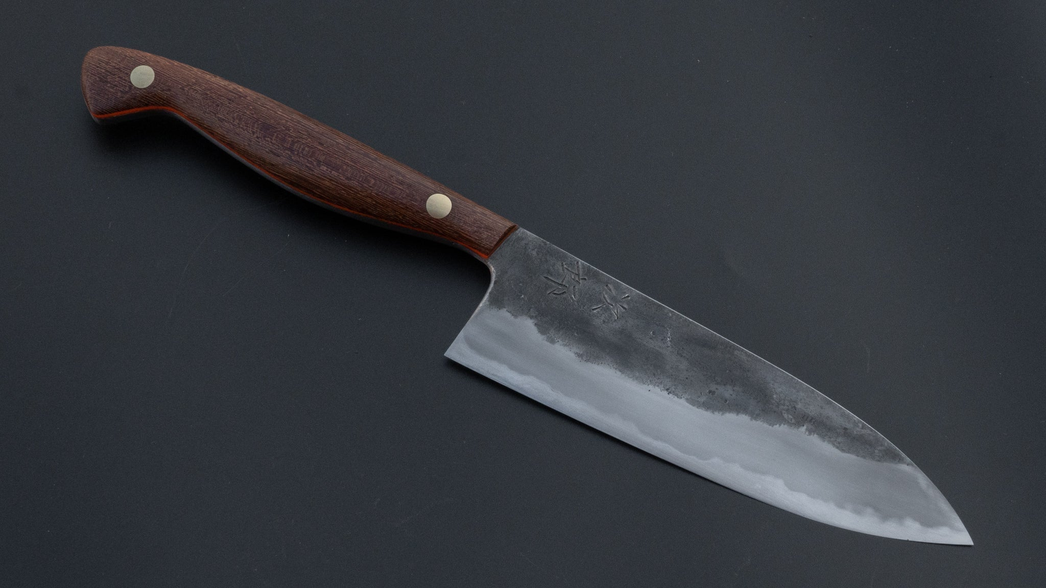 Jiro Tsuchime Petty 150mm Tagayasan Handle (Yo/ #021) | HITOHIRA