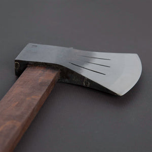 Yosuke Blue #2 Axe Evergreen Oak Handle | HITOHIRA