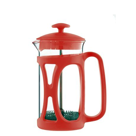 Grosche BASEL Red Small French Press