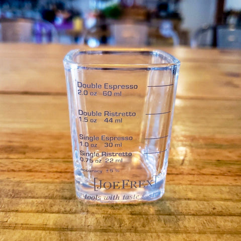 JoeFrex Espresso Shot Glass 2oz