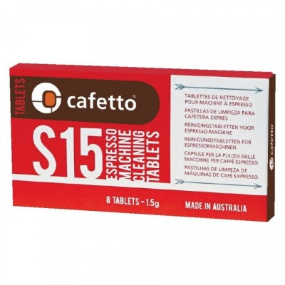 Cafetto S15 Cleaning Tablets - 1.5g (Breville)