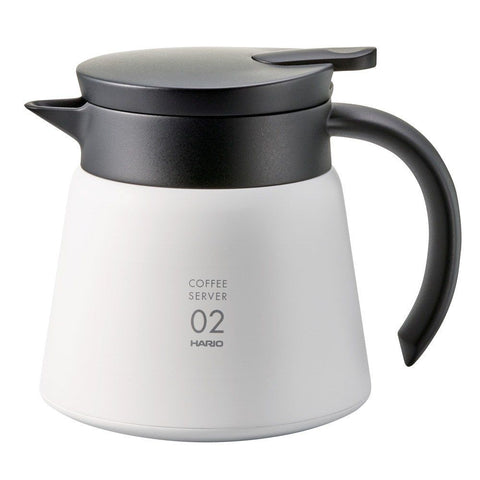 Hario V60 Vacuum Insulated Stainless Steel Server