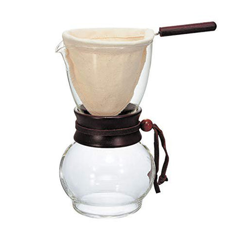 Hario Wood Neck Drip Pot 480ml