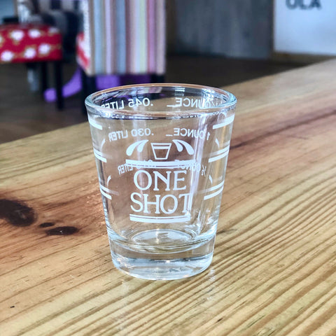 Professional Shot Glass 2oz