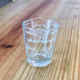 Professional Shot Glass