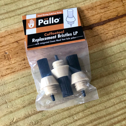 Pallo Espresso Machine Tool Replacement Bristles