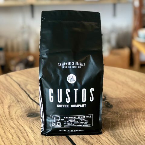Gustos Premium Selection 5lbs (80 oz. / 2,268g)
