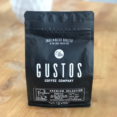 Gustos Premium Selection 12oz. (340g)