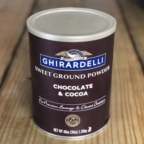 Ghirardelli Sweet Ground 3lbs