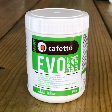 Cafetto Evo Espresso Machine Cleaner - 500g.
