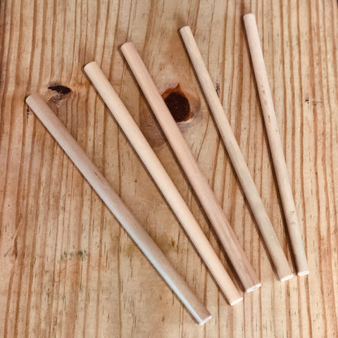 Reusable Bamboo Drinking Straw