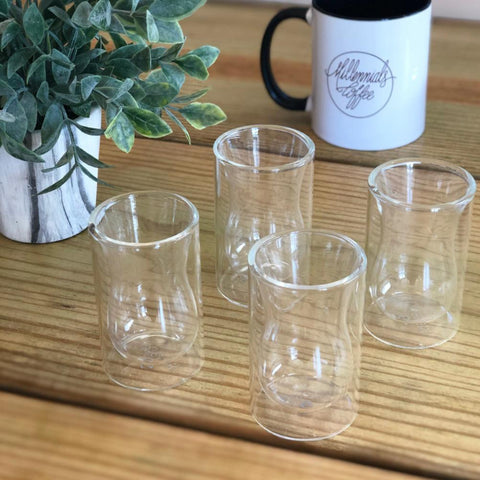 ISTANBUL Double-Walled Shot Glasses 3 oz.