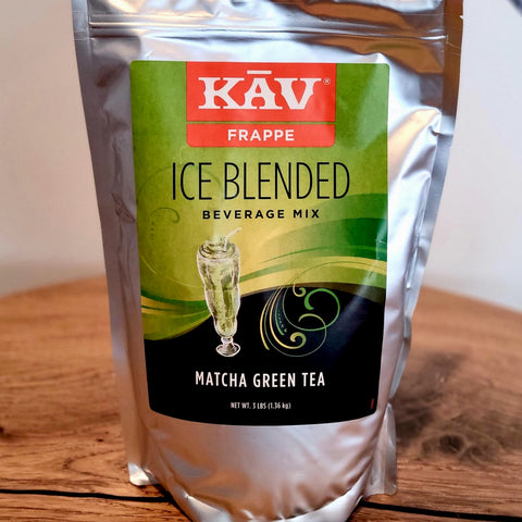 Kav Matcha Green Tea Beverage Mix