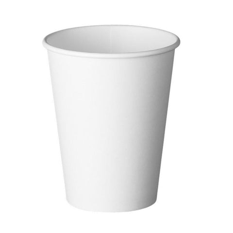 12oz Royal Paper Cup White