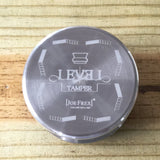 JoeFrex Level Tamper Level 58mm