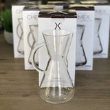 CHEMEX Glass Handle 3 Cup