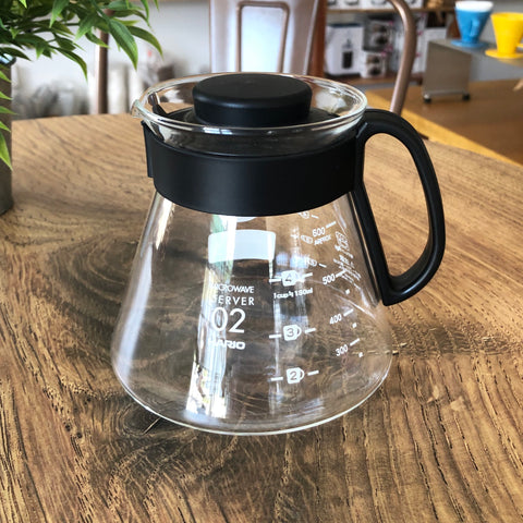 Hario V60 Range Server 600 Black