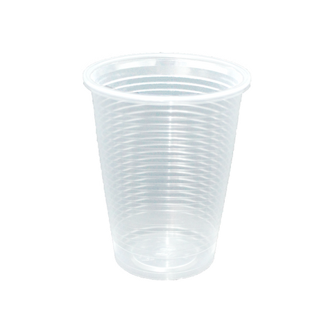 7oz Plastic Cup Clear
