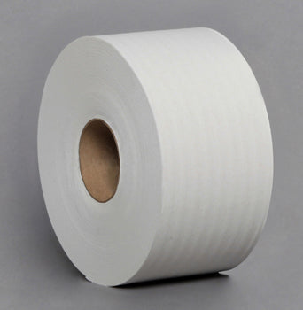 2 PLY JUMBO TOILET PAPER ROLL 12CT
