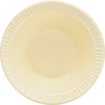 5-6 OZ. QUIET CLASSIC HONEY FOAM BOWL LAMINATED FOAM 5BWHQ-1000CT